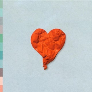 808s and heartbreak: kanye west